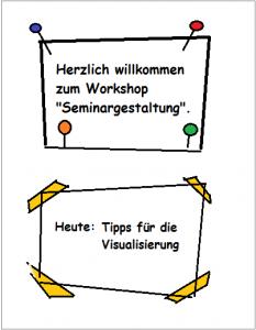 Methoden kennenlernen seminar