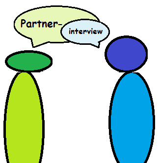 Methode partnerinterview kennenlernen